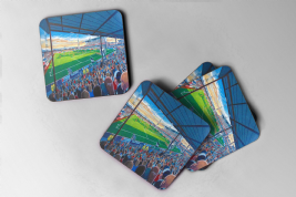 blundell park  Coaster set of four